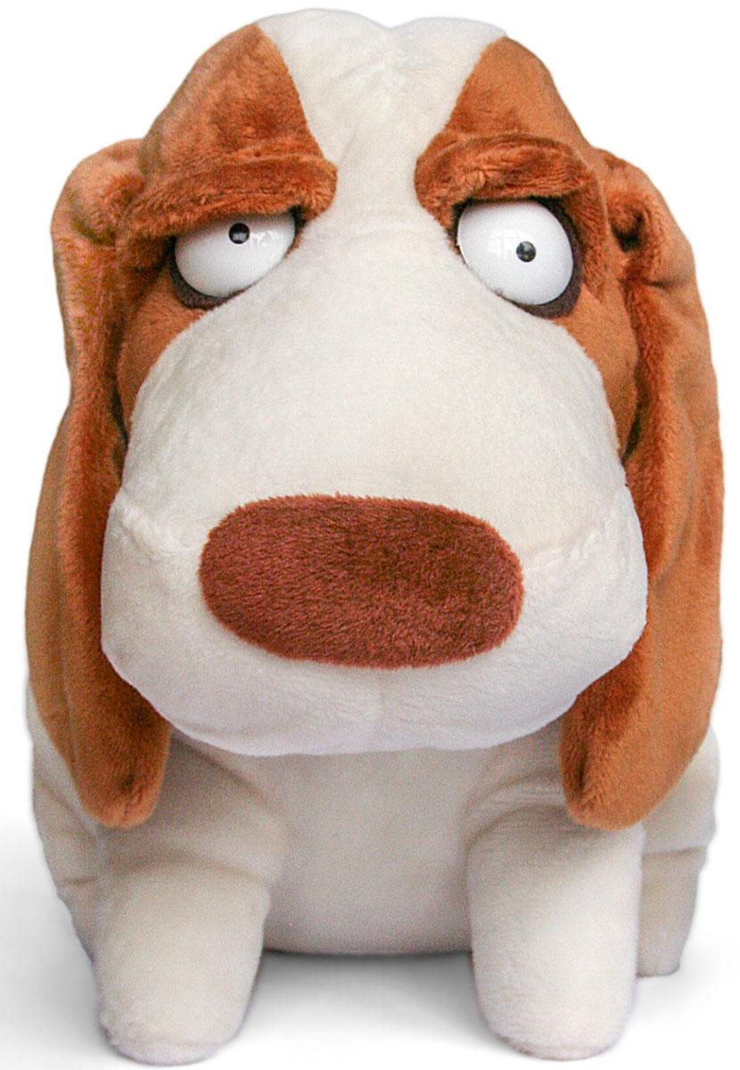 Малышарики Мягкая игрушка Собака Бассет-хаунд 23 см мягкая игрушка малышарики нюшенька 25 см