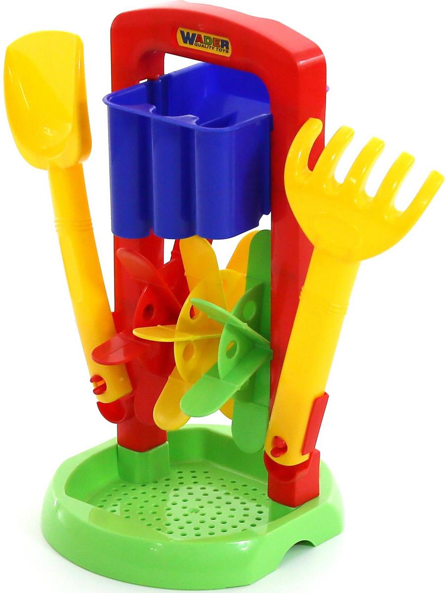 Полесье Набор игрушек для песочницы №413