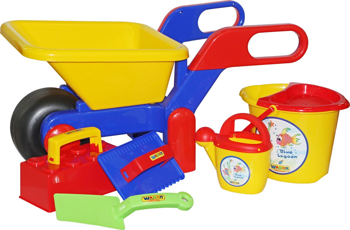 Полесье Набор игрушек для песочницы №447 - Игры на открытом воздухе