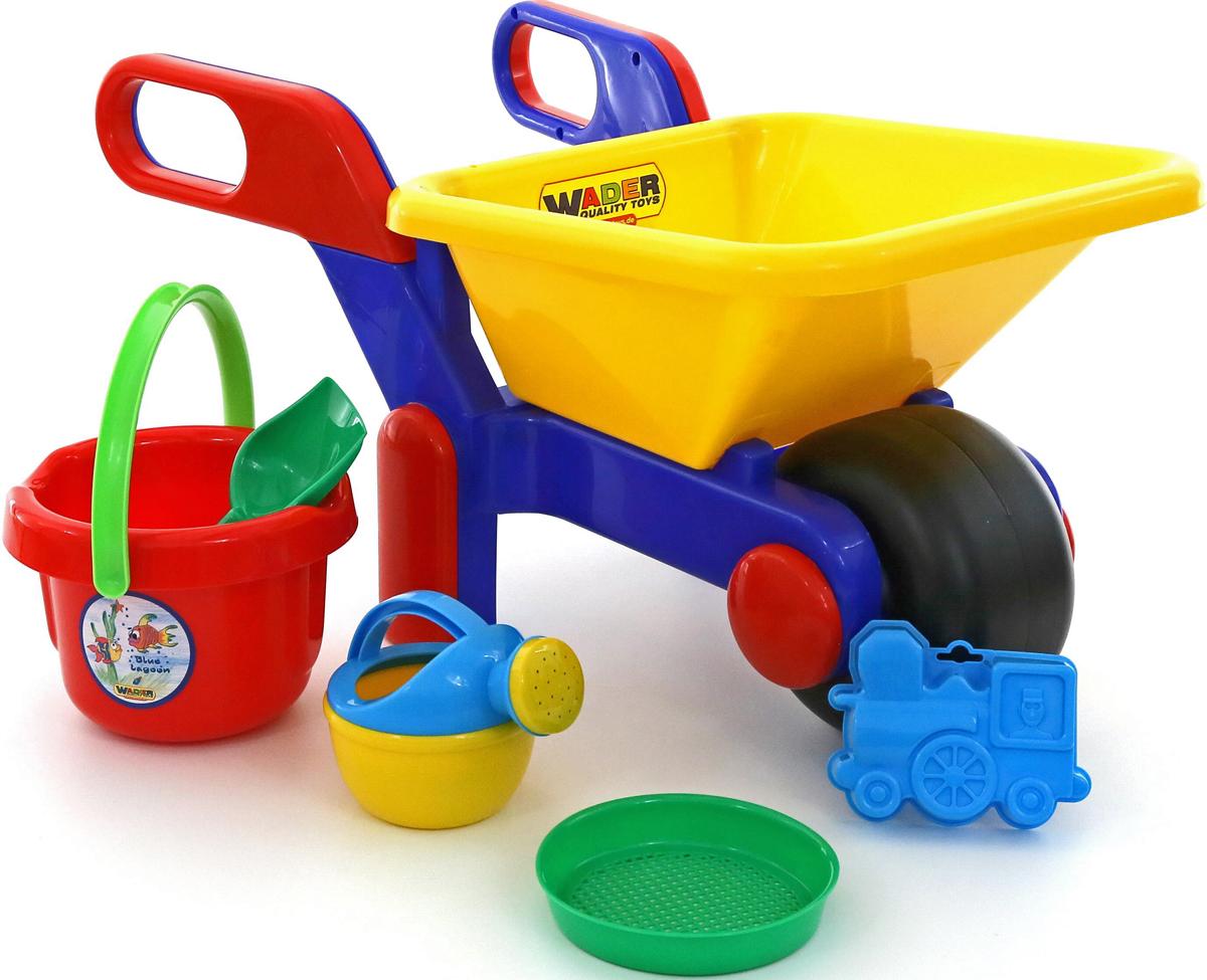 Полесье Набор игрушек для песочницы №455 полесье набор для песочницы 340