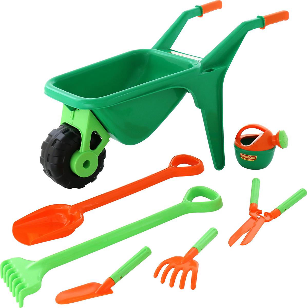 Полесье Набор игрушек для песочницы №456 - Игры на открытом воздухе
