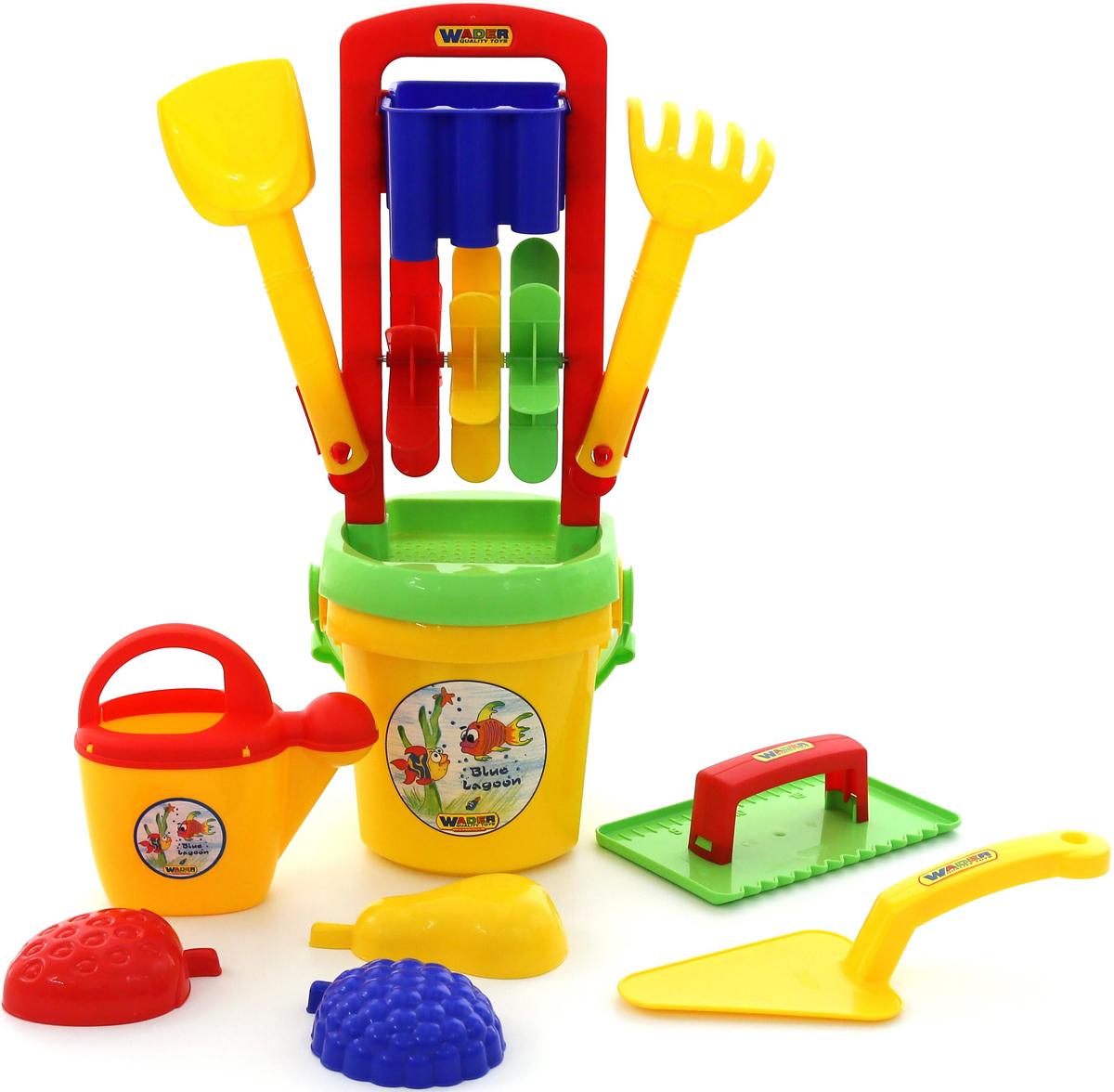 Полесье Набор игрушек для песочницы №457 полесье набор для песочницы 340