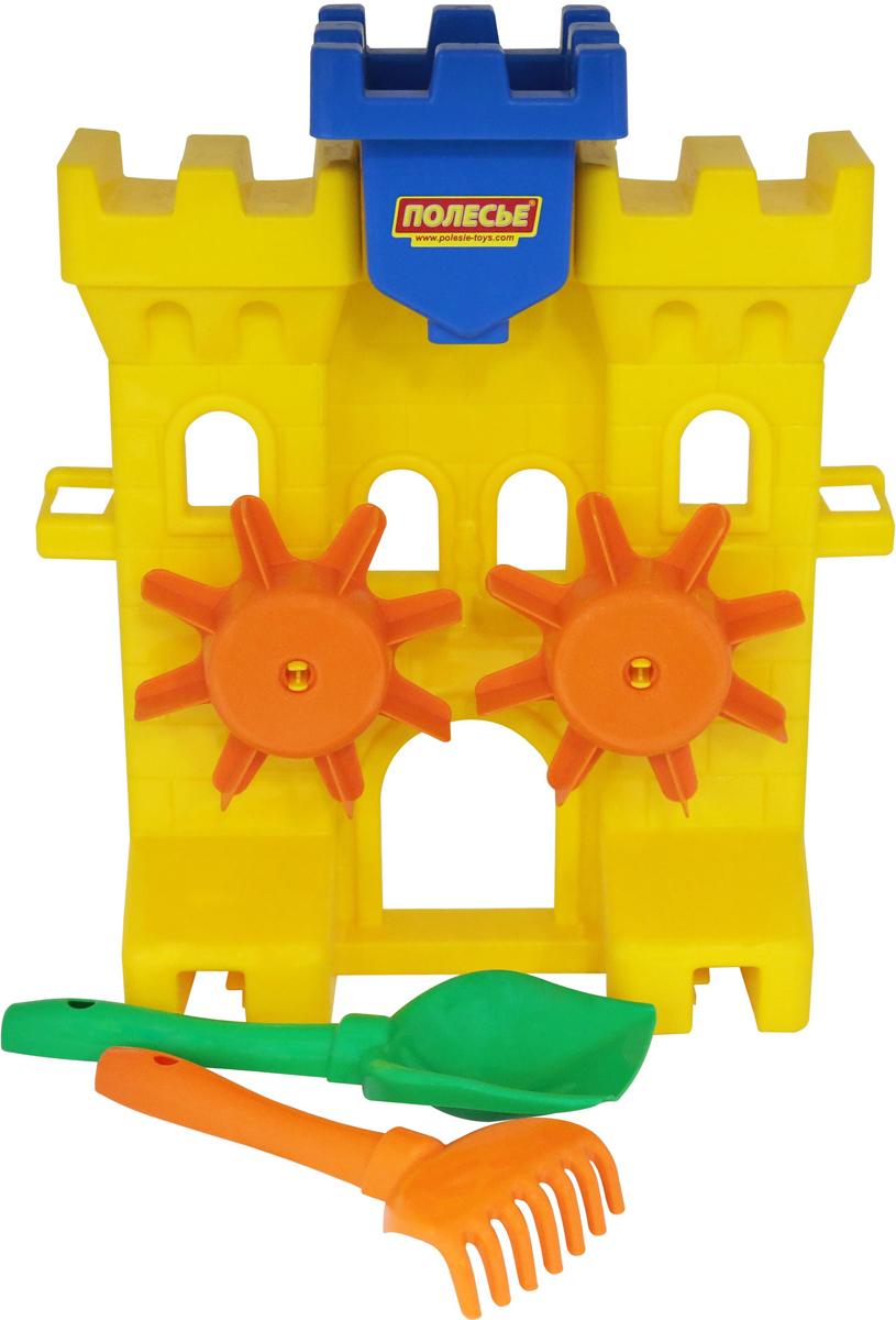 Полесье Набор игрушек для песочницы №475