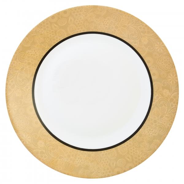 Тарелка Luminarc обеденная Luminarc СЕЛЕБРЭЙШН 25смJ6816Бренд Luminarc – это один из лидеров мирового рынка по производству посуды и товаров для дома. В основе процесса изготовления лежит высококачественное сырье, а также строгий контроль качества. Товары для дома Luminarc уважают и ценят во всем мире, а многие эксперты считают данного производителя эталоном совершенства.