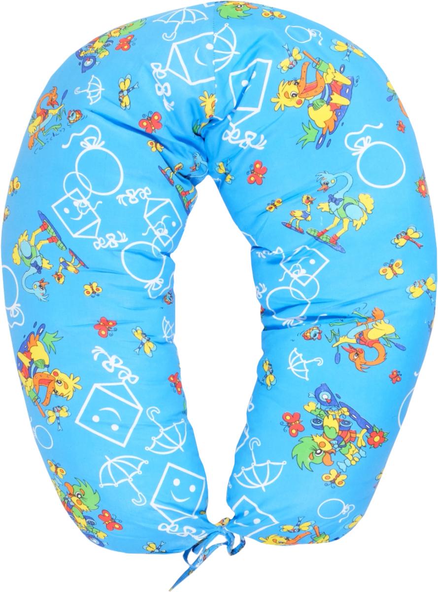 Подушка многофункциональная обеспечивает комфорт мамы и малыша. В период беременности ее удобно использовать, подкладывая под живот или спину. Для уменьшения нагрузки на спину, плечи, руки и шею во время кормления расположите подушку вокруг талии. Для поддержания ребенка в разных положениях и защиты его от падения следует поместить малыша в центр подушки.  Модель со съемным чехлом из хлопкового полотна.      Список вещей в роддом. Статья OZON Гид