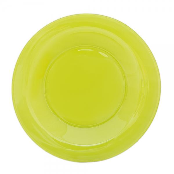 Тарелка десертная Luminarc Ambiante Anis, диаметр 19 смL6265Тарелка десертная Luminarc Aмбиантэ Анис выполнена из высококачественного яркого цветного стекла. Бренд Luminarc - это один из лидеров мирового рынка по производству посуды и товаров для дома. В основе процесса изготовления лежит высококачественное сырье, а также строгий контроль качества. Товары для дома Luminarc уважают и ценят во всем мире, а многие эксперты считают данного производителя эталоном совершенства.