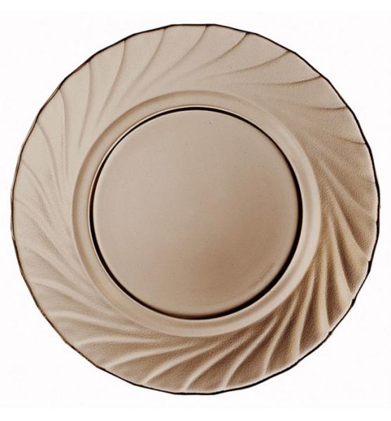 Тарелка десертная Luminarc ОКЕАН ЭКЛИПС, диаметр 20 смL5080Бренд Luminarc – это один из лидеров мирового рынка по производству посуды и товаров для дома. В основе процесса изготовления лежит высококачественное сырье, а также строгий контроль качества. Товары для дома Luminarc уважают и ценят во всем мире, а многие эксперты считают данного производителя эталоном совершенства.