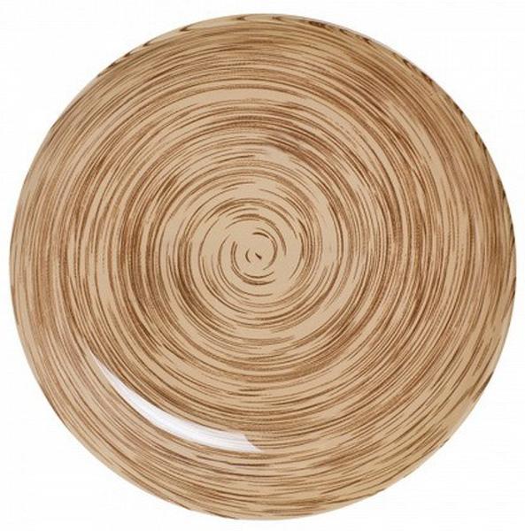 Тарелка десертная Luminarc СТОУНМАНИЯ КАПУЧИНО, диаметр 20 см тарелка десертная стоунмания грей 20 5см 792452