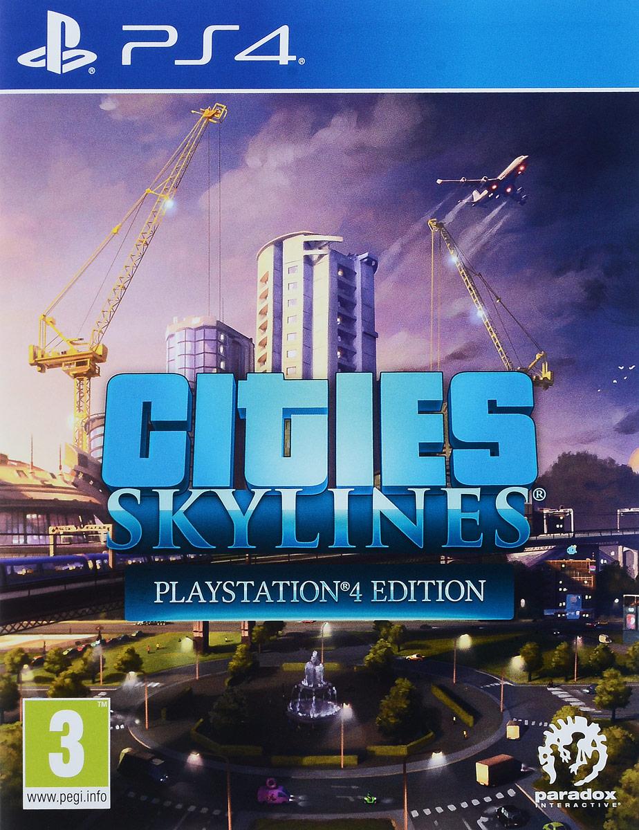 Cities: Skylines (PS4)