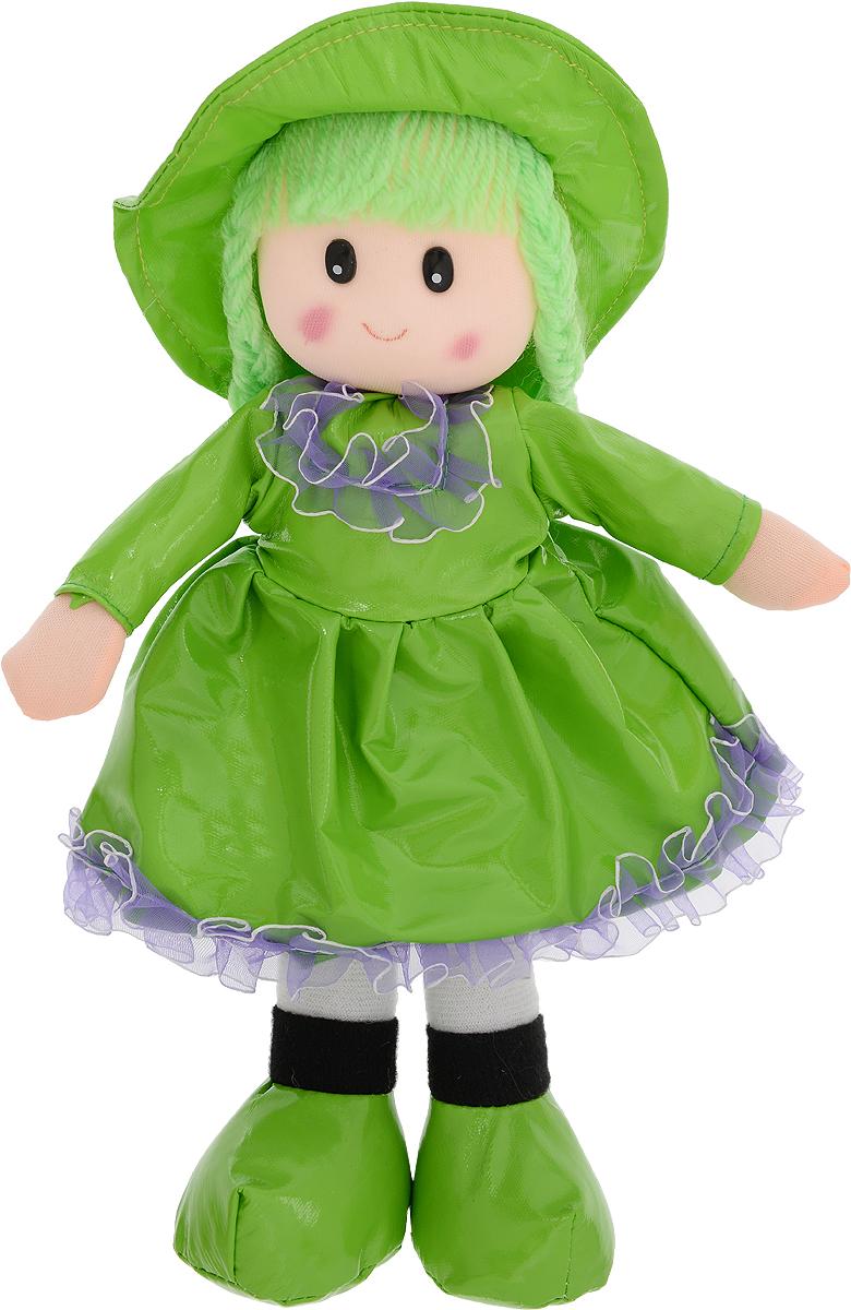 Sima-land Мягкая кукла в платье с бахромой цвет одежды зеленый sima land мягкая игрушка на руку мальчик 1147835