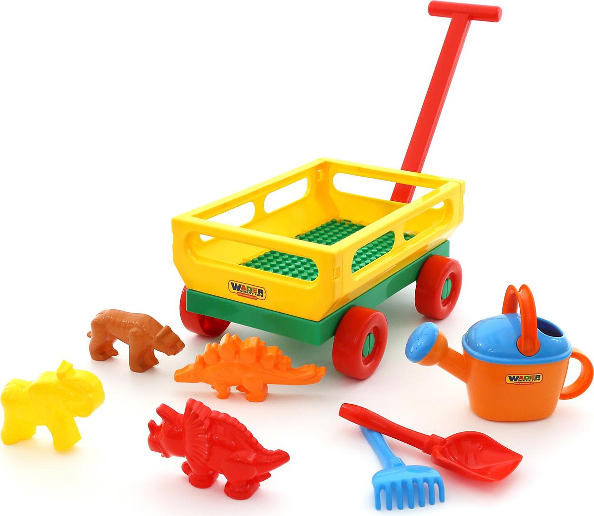 Полесье Набор игрушек для песочницы №485 - Игры на открытом воздухе