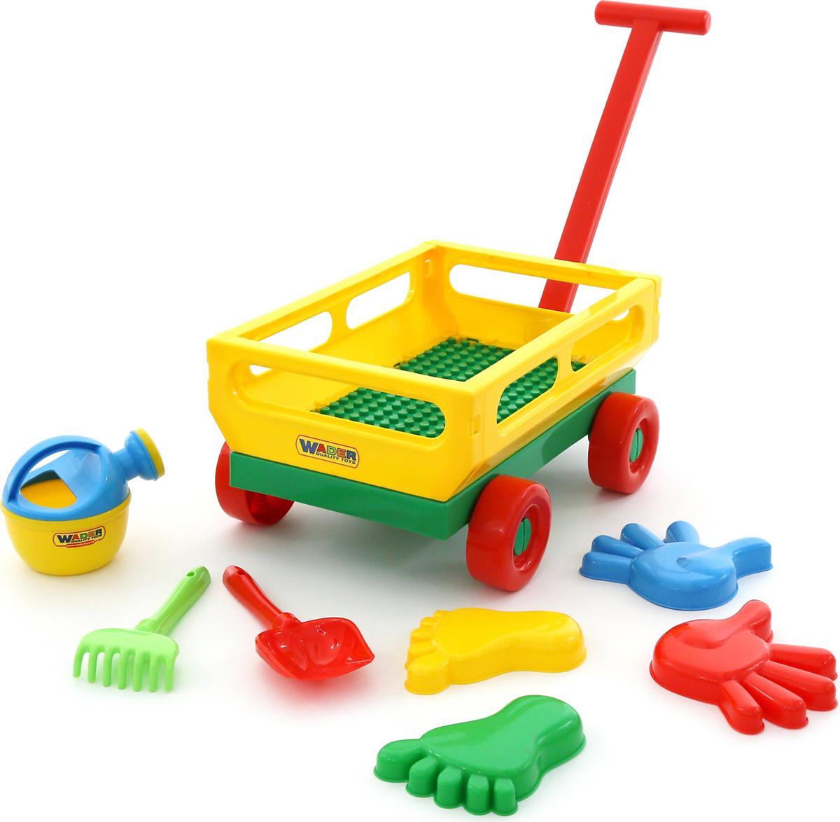 Полесье Набор игрушек для песочницы №486 - Игры на открытом воздухе