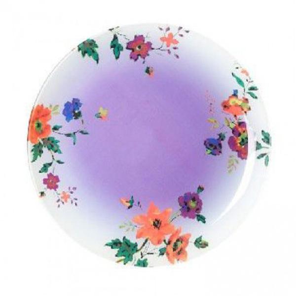 Тарелка обеденная Luminarc МАРИСА ПУРПЛ, диаметр 26 смJ7602Бренд Luminarc – это один из лидеров мирового рынка по производству посуды и товаров для дома. В основе процесса изготовления лежит высококачественное сырье, а также строгий контроль качества. Прочная, матовая и тонированная поверхность тарелки с рисунком имеет оригинальный вид, который сохраняется на долгие годы.
