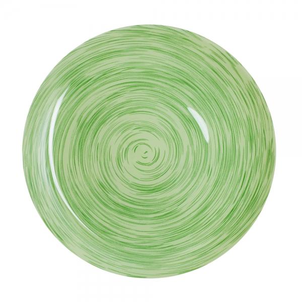 Тарелка обеденная Luminarc Стоунмания Фисташка, диаметр 25 смJ1756Бренд Luminarc – это один из лидеров мирового рынка по производству посуды и товаров для дома. В основе процесса изготовления лежит высококачественное сырье, а также строгий контроль качества. Изящная тарелка станет прекрасным дополнением к вашему столу. Можно подавать горячие и холодные блюда. Все стекло Luminarc проходит процедуру уплотнения стекла, благодаря чему посуда менее подвержена механическим повреждениям, таким как сколы и царапины. Можно мыть в посудомоечной машине, использовать в СВЧ-печи.