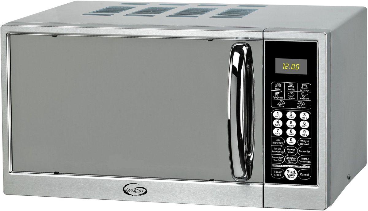 GASTRORAG WD90N30ATL-J9, Silver СВЧ-печь - СВЧ-печи