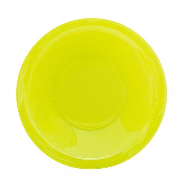 Тарелка суповая Luminarc Ambiante Anis, диаметр 21 смL6264Тарелка суповая желтая из серии Luminarc Ambiante Anis . Тарелка выполнена из ударопрочного стекла, устойчива к резким перепадам температуры. Благодаря высокому качеству окраски, сохранит свою яркость и новизну даже после частного использования в посудомоечной машине и СВЧ. Тарелкапредназначена для подачи первых блюд. С яркой и красочной тарелкой Ваш семейный обед превратится в настоящий праздник.