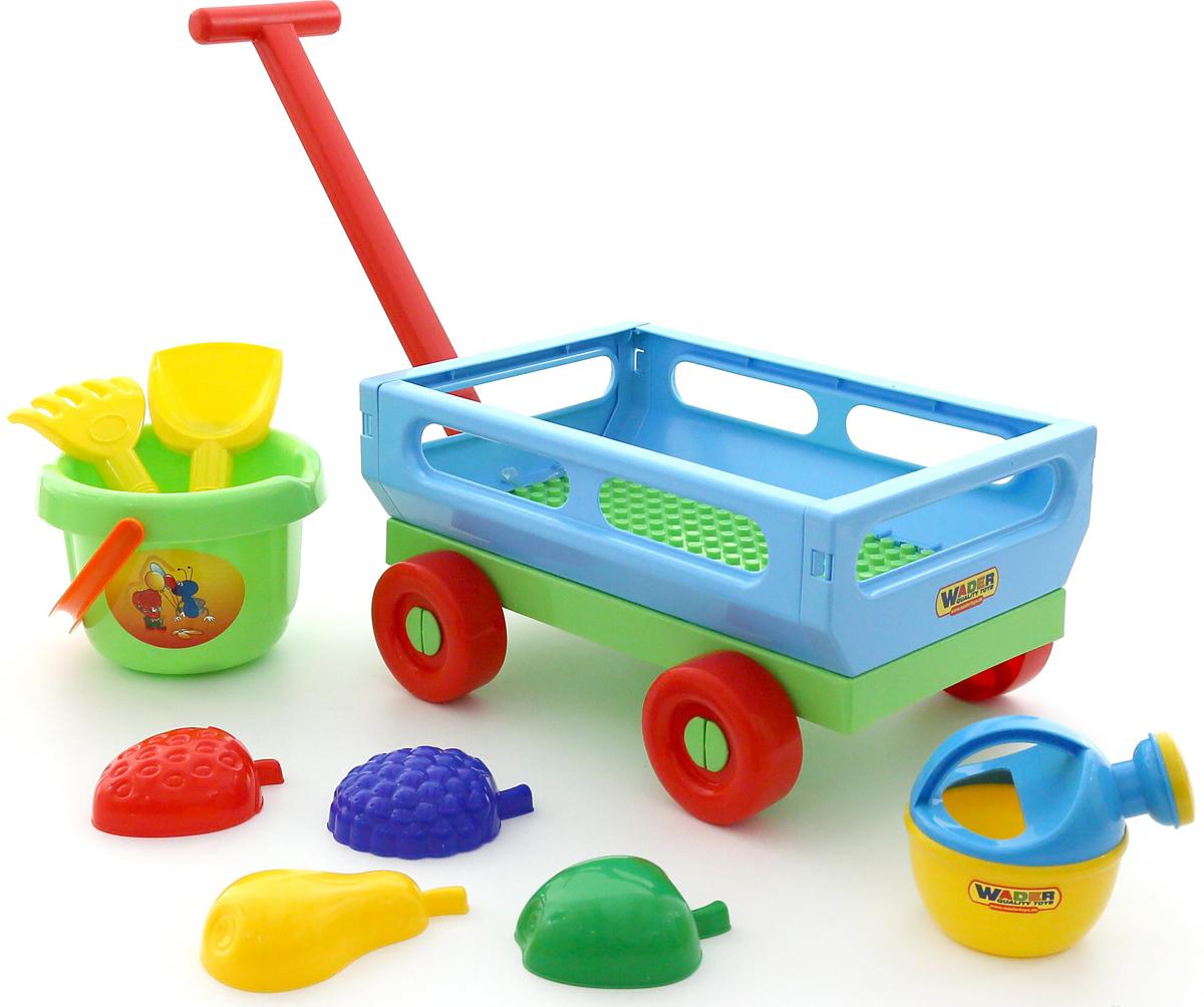 Полесье Набор игрушек для песочницы №492 - Игры на открытом воздухе