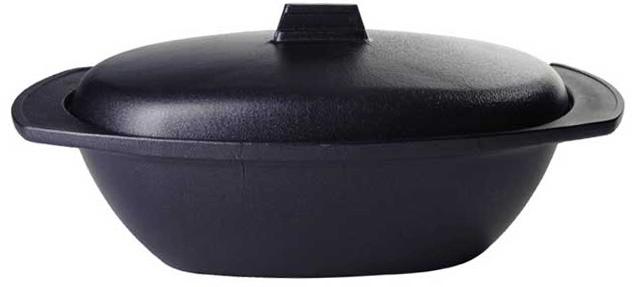 Утятница Vari, 2 л. L82003L82003LITTA – классическая литая посуда (дно 6 мм, стенки 4,5 мм) с качественным и безопасным антипригарным покрытием XYLAN®. Для изготовления заготовок используется метод кокильного литья, что позволяет получить высококачественную тяжелую посуду и гарантирует долговечность изделия. Равномерное распределение и длительное сохранение тепла за счет утолщенного дна позволяет готовить блюда любой степени сложности. Цвет – мокрый асфальт. Жаростойкое внешнее покрытие позволяет использовать сковороды на стеклокерамических поверхностях. Посуду линии LITTA можно мыть в посудомоечных машинах.Не выделяет вредных веществ! Не содержит PFOA! Посуда LITTA прослужит на Вашей кухне долгие годы!