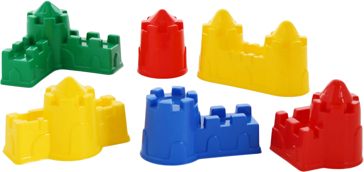 Полесье Набор игрушек для песочницы №543 трансурановые элементы в почве беларуси