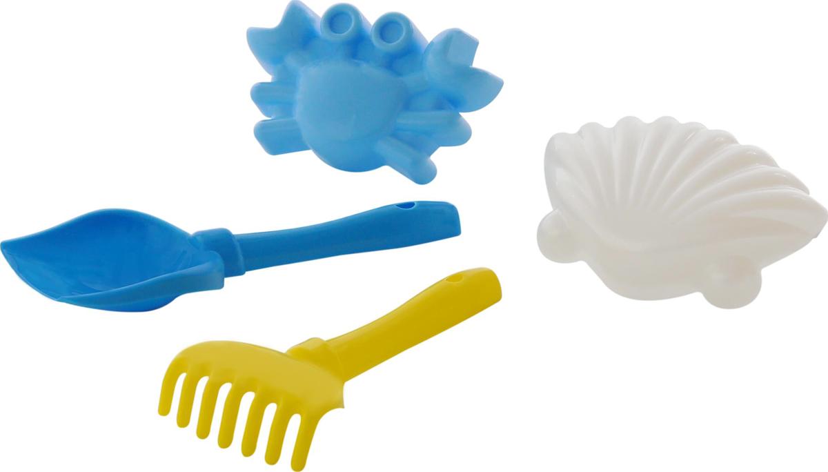 Полесье Набор игрушек для песочницы №559