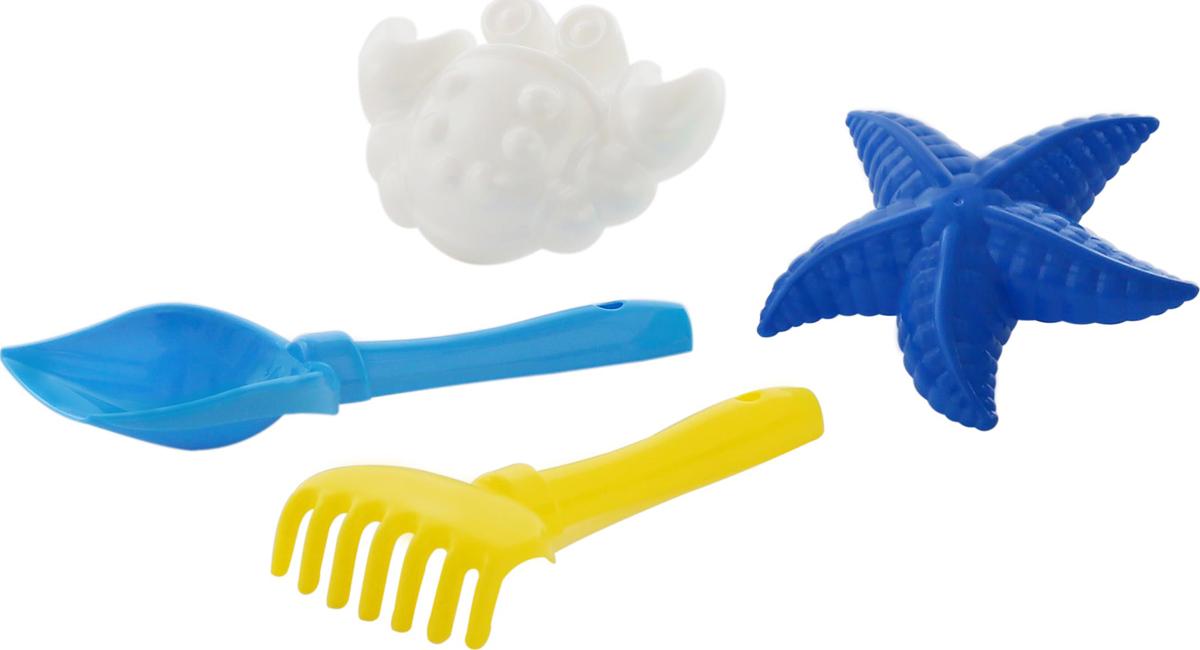 Полесье Набор игрушек для песочницы №561