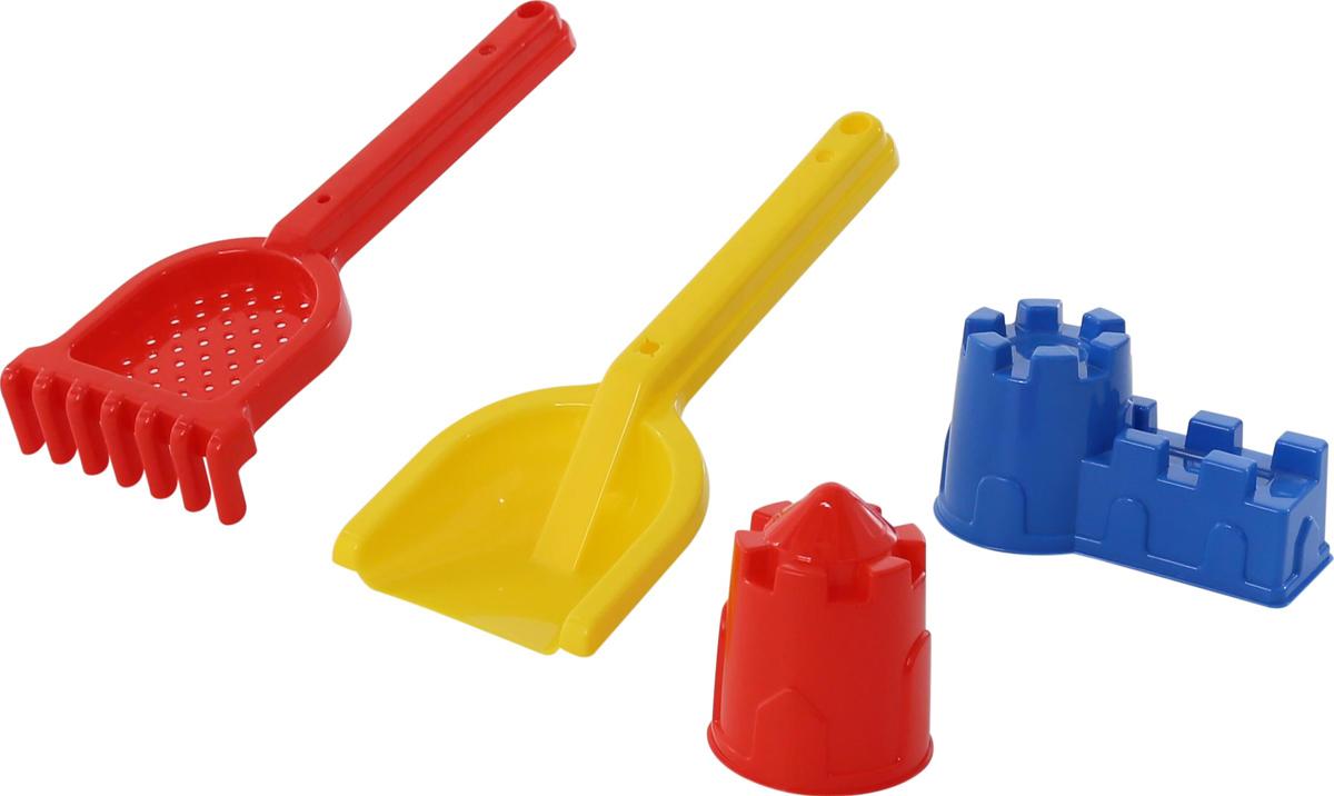 Полесье Набор игрушек для песочницы №568 полесье набор для песочницы 406