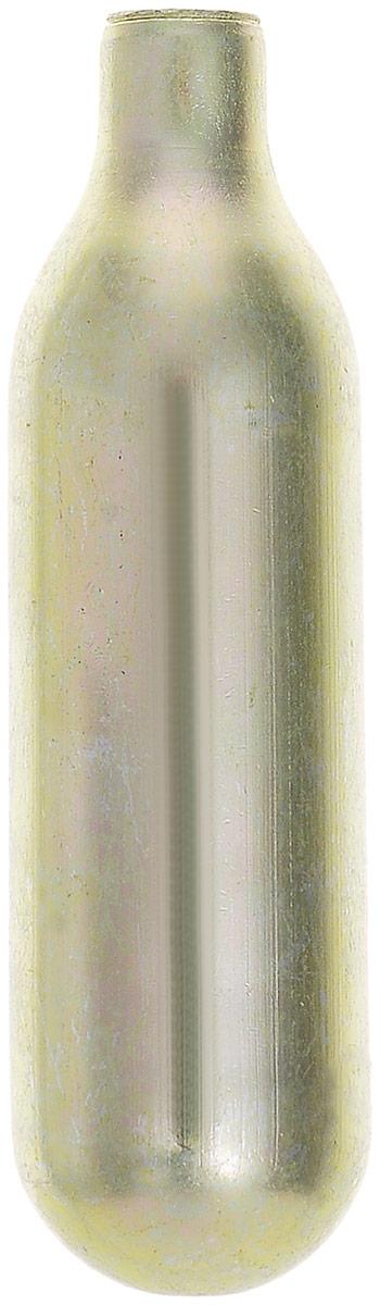 Баллончики для сифонов с пищевой углекислотой Kayser , 10 штTK 0159Упаковка состоит из 10 одноразовых баллонов, заполненных пищевой углекислой кислотой.Один баллон рассчитан на приготовление 1-1,5л газированного напитка. Использованные баллоны подлежат 100% переработке. Уважаемые клиенты!Обращаем ваше внимание на возможные изменения в дизайне упаковки. Качественные характеристики товара остаются неизменными. Поставка осуществляется в зависимости от наличия на складе.