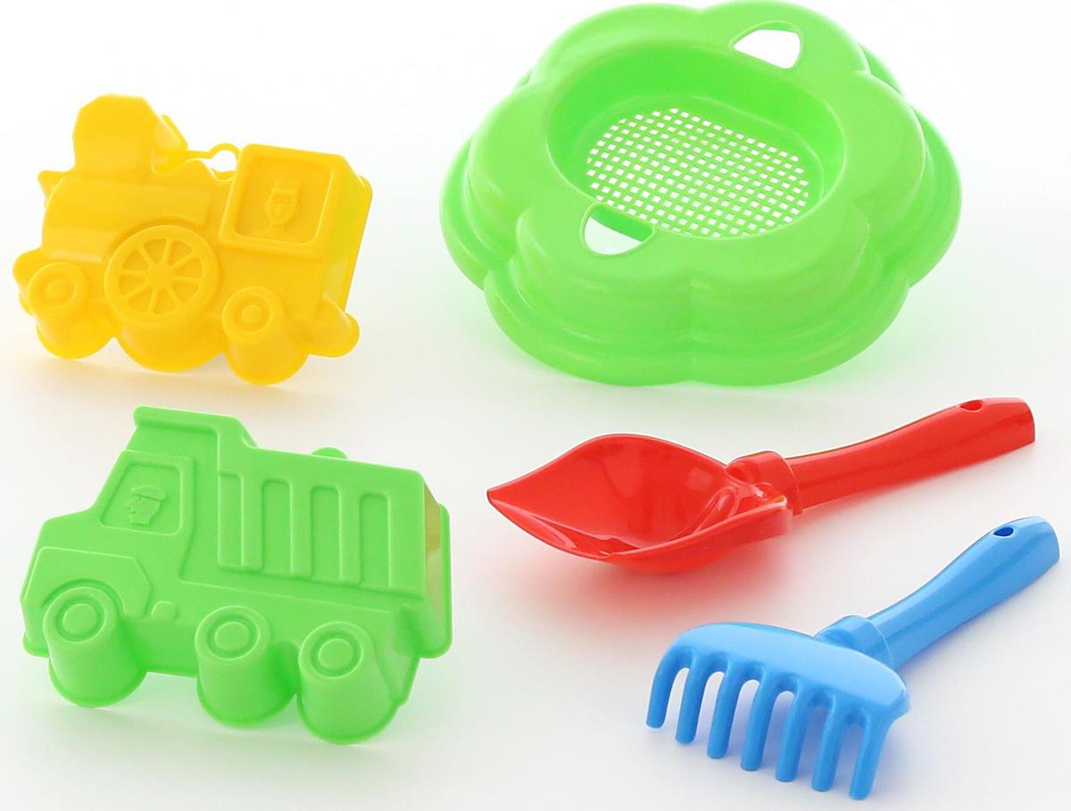 Полесье Набор игрушек для песочницы №89 полесье набор для песочницы 340