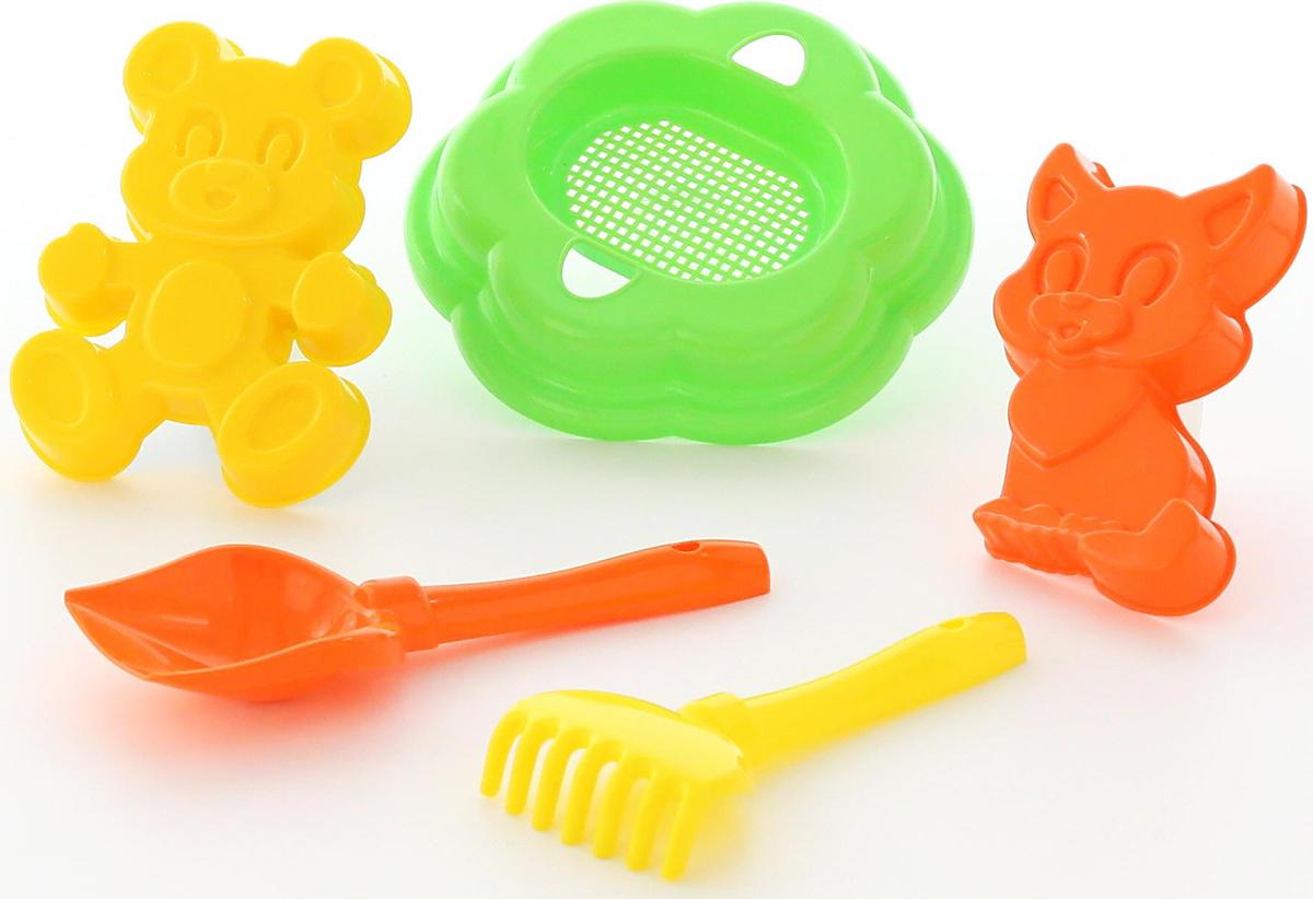 Полесье Набор игрушек для песочницы №90 полесье набор для песочницы 406