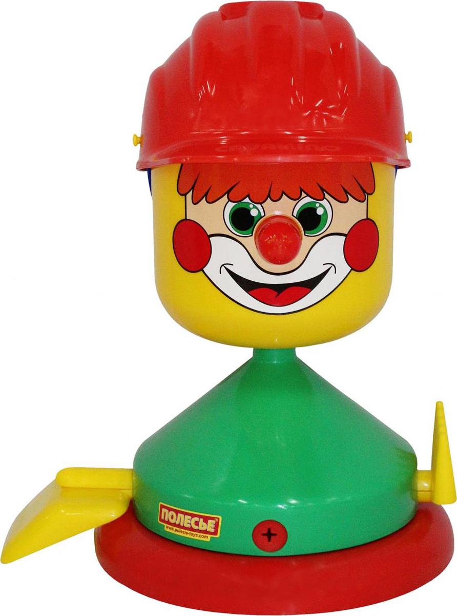 Полесье Набор игрушек для песочницы Строитель 6 предметов игрушки для зимы полесье набор для игры с песком 11