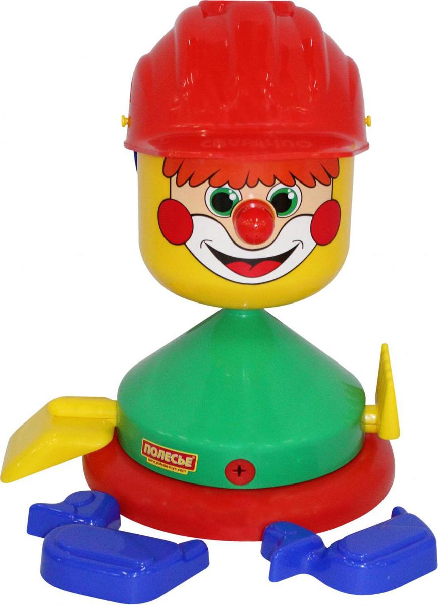 Полесье Набор игрушек для песочницы Строитель 8 предметов игрушки для зимы полесье набор для игры с песком 11