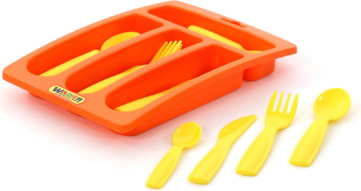 Полесье Набор игрушечной посуды Алиса 40701 полесье набор для песочницы 406