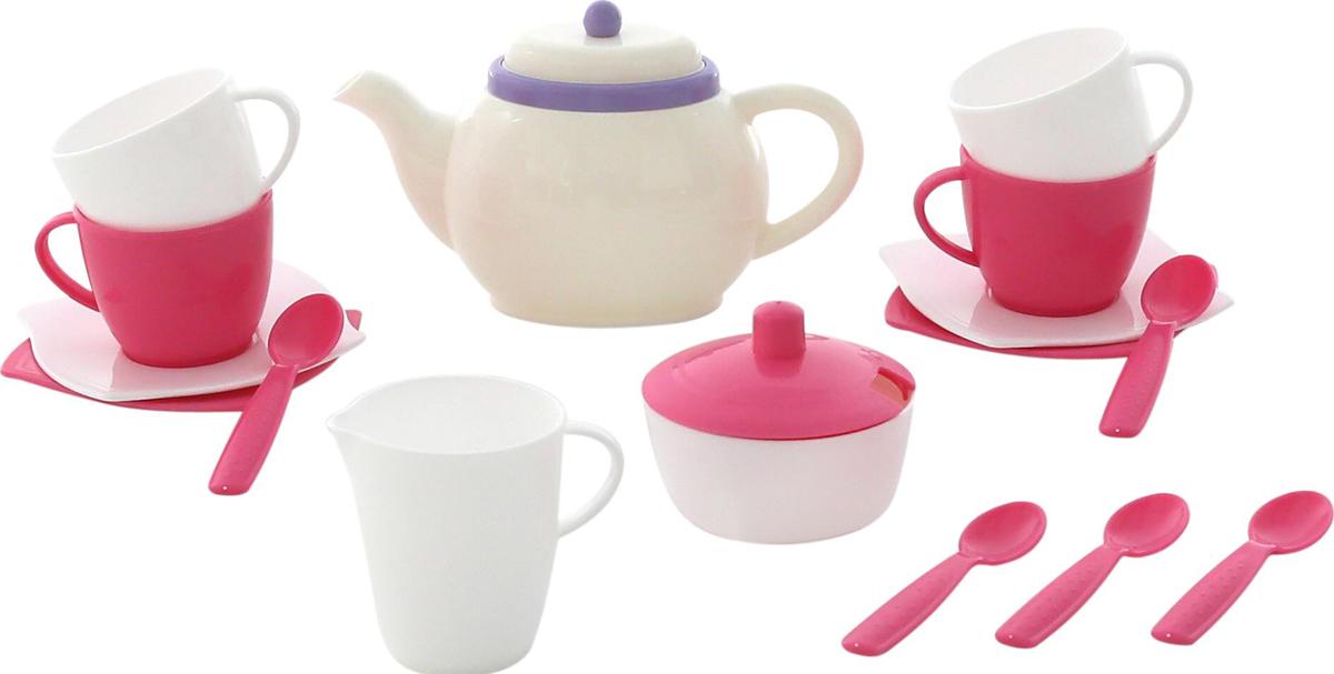 Полесье Набор игрушечной посуды Алиса 58966 полесье набор игрушечной посуды анюта 3865