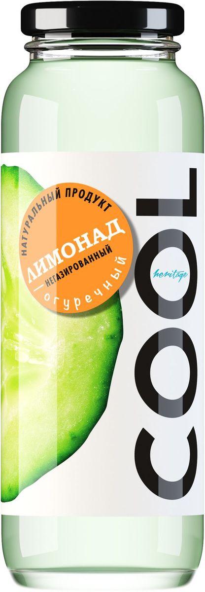 Фото - Cool Heritage напиток негазированный лимонад Огуречный, 0,25 л cucumis cucumber vegan лимонад огуречный 330 мл