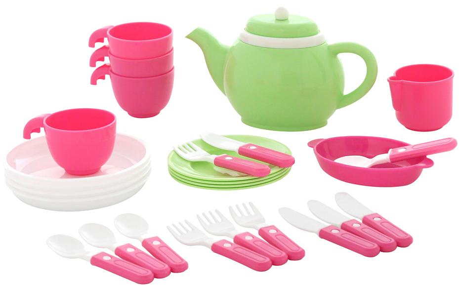 Полесье Набор игрушечной посуды 61409 Полесье