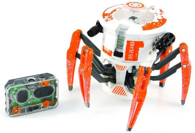 HexBug Микро-робот на инфракрасном управлении Боевой Спайдер цвет белый