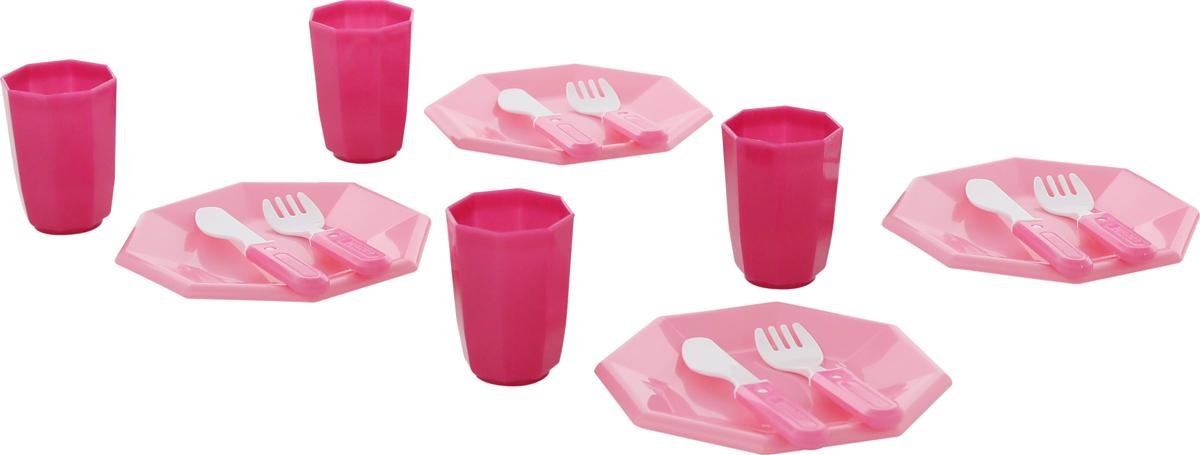 Полесье Набор игрушечной посуды Ретро 61713 полесье набор для песочницы 406