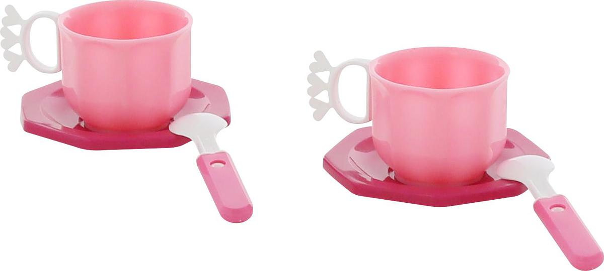 Полесье Набор игрушечной посуды Ретро 61676 мойра редмонд современный этикет