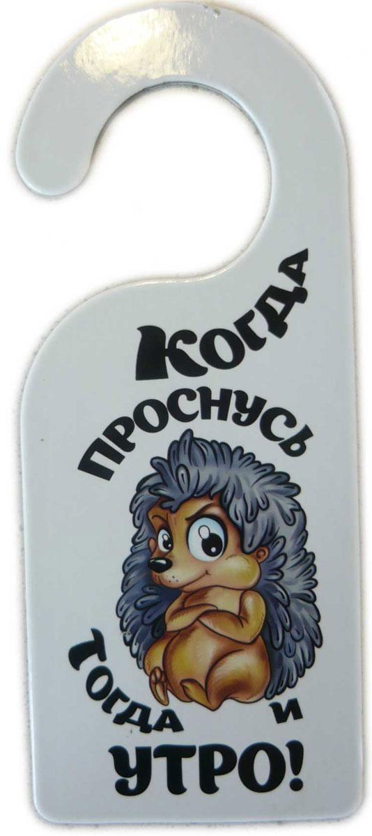 Табличка на дверь Феодора Сова. ТД-041ТД-041Двусторонная табличка на дверь, сюжеты с искрометным юмором позабавят ваших близких.