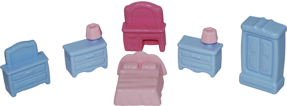 Полесье Набор мебели для кукол №1 игрушки для зимы полесье набор для игры с песком 11