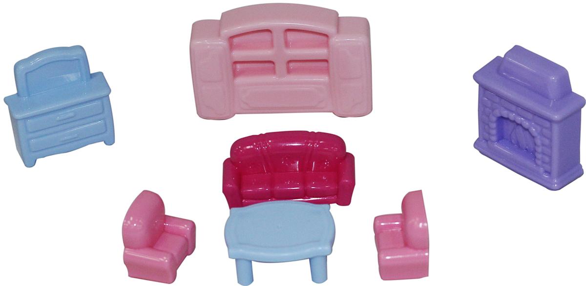 Полесье Набор мебели для кукол №2 полесье набор для песочницы 469