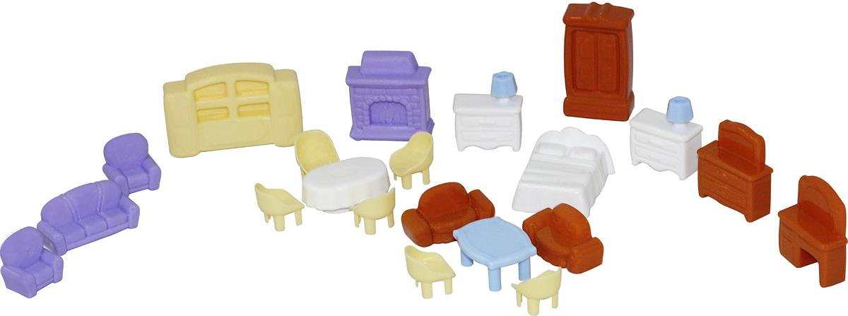 Полесье Набор мебели для кукол №5 полесье набор для песочницы 469