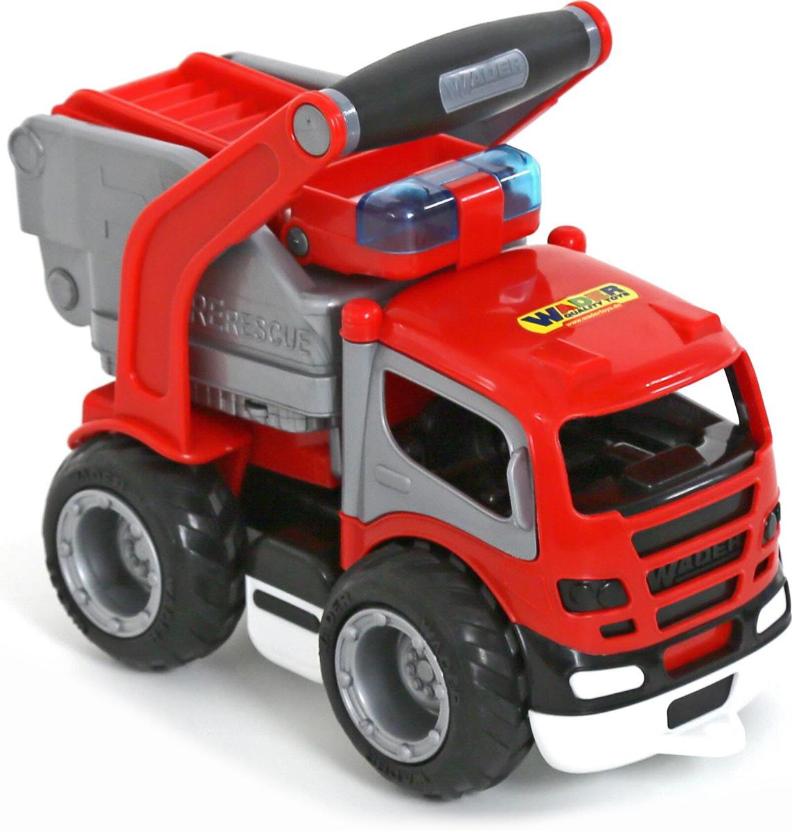 Полесье Пожарный автомобиль ГрипТрак 0872 автомобиль пожарный полесье volvo в сеточке 8787