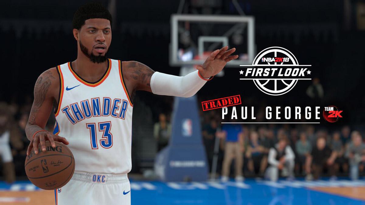 NBA 2K18 (Xbox 360) Visual Concepts