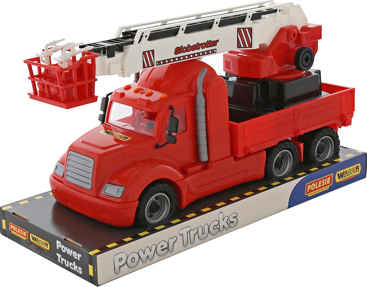 Полесье Пожарный автомобиль Майк 58553 автомобиль пожарный полесье майк в коробке 61973