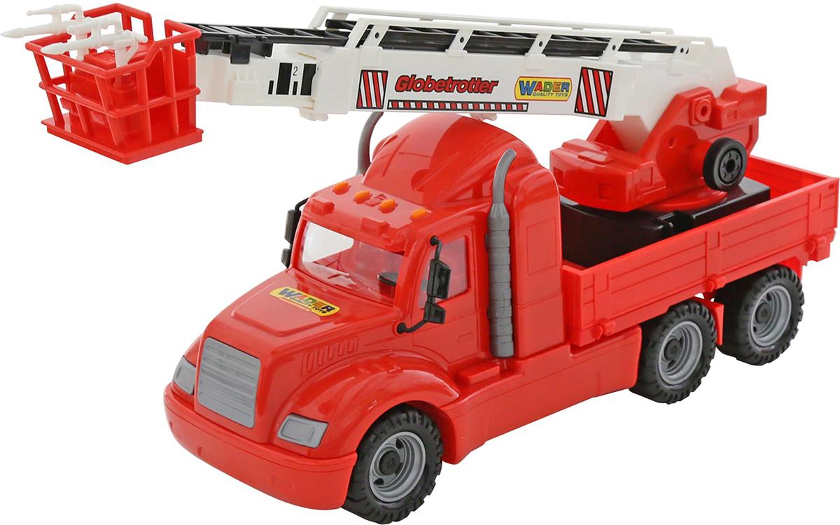 Полесье Пожарный автомобиль Майк 61973 автомобиль пожарный полесье майк в коробке 61973