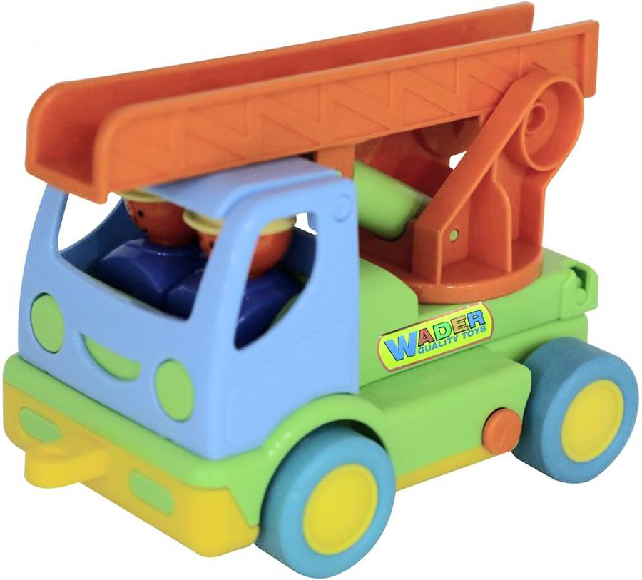 Полесье Пожарный автомобиль Мой первый грузовик 3225 полесье автомобиль с цистерной мой первый грузовик 5441