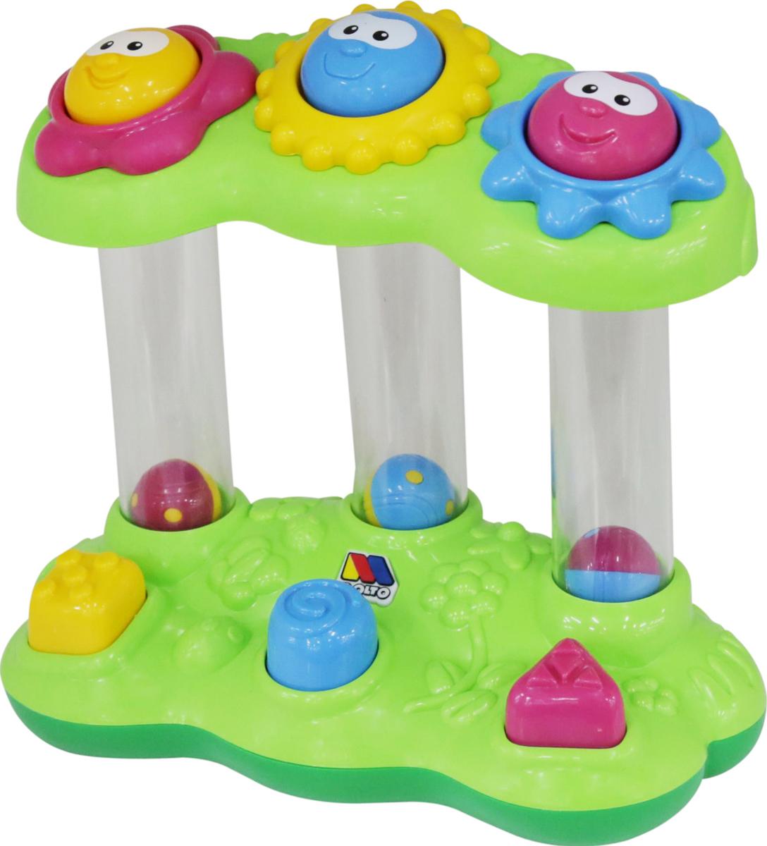 грузовики полесье игрушки Полесье Развивающая игрушка Забавный сад