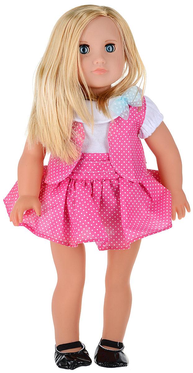 Concord Toys Кукла 46 см купить белое платье для девочки