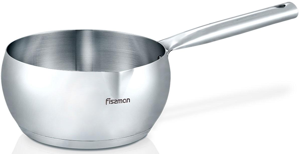 Ковш Fissman Diana, 0,7 лSS-5145.12Ковш Fissman Diana изготовлен из нержавеющей стали. При длительном использовании сохраняет свою прочность, не деформируется, не меняет свой внешний вид, легко чистится. Такой ковш станет незаменимым помощником на вашей кухне.
